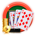 Poker for Windows Phone - cards